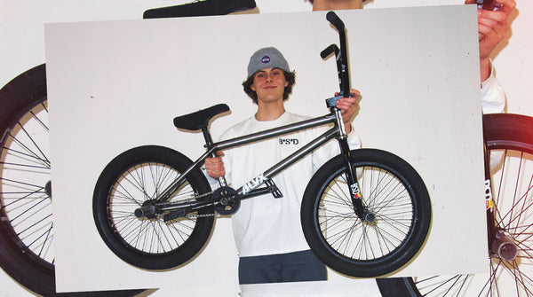 Mattes Torn's Bike Check