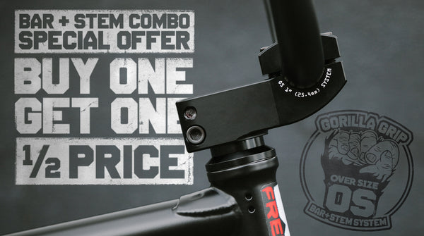 OS Bar & Stem Combo Offer