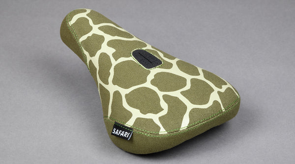 NEW 'SUPER GREEN' SAFARI SEAT