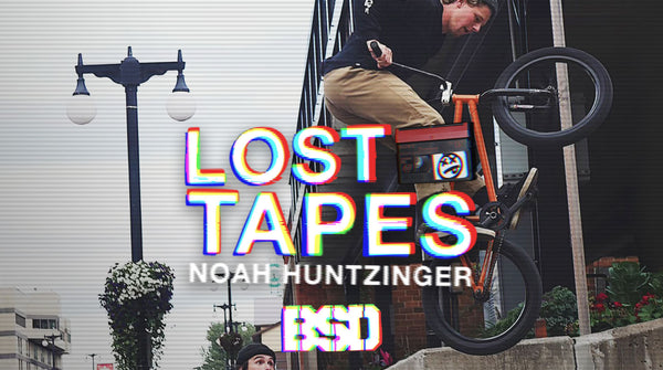 Noah Huntzinger Lost Tapes