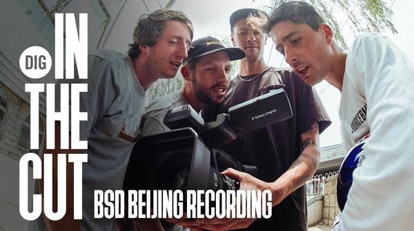 'In The Cut' - BSD Beijing Recording