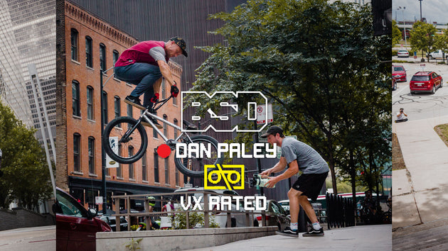 Dan Paley VX Rated