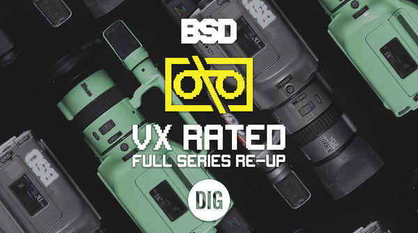 VX Rated Full Series Dig Re-Up