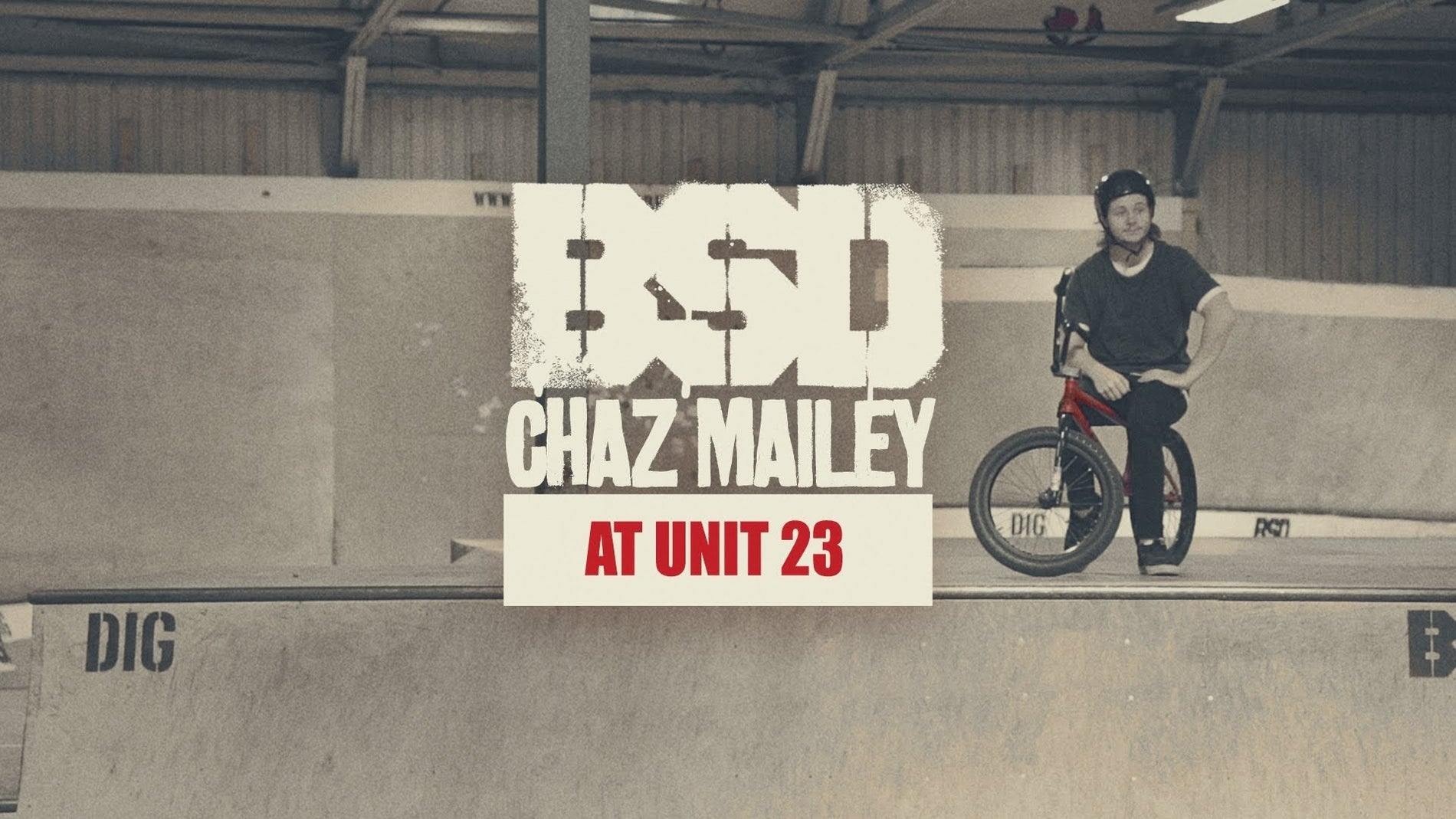 Chaz Mailey - at Unit 23
