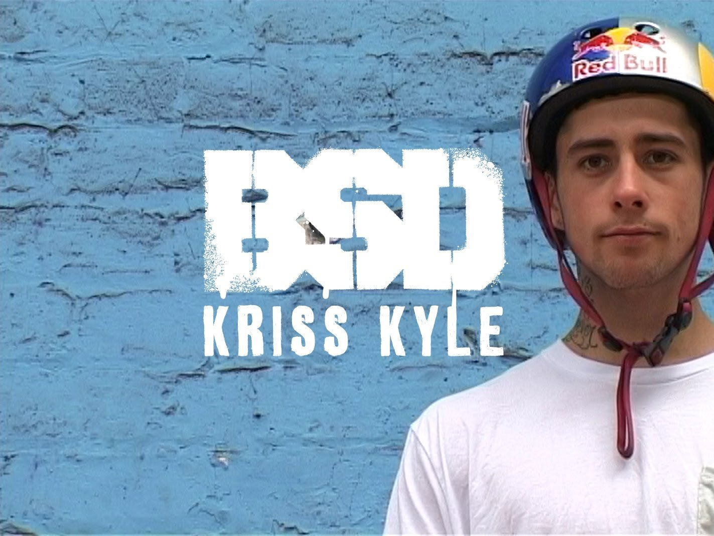 Kriss Kyle at home