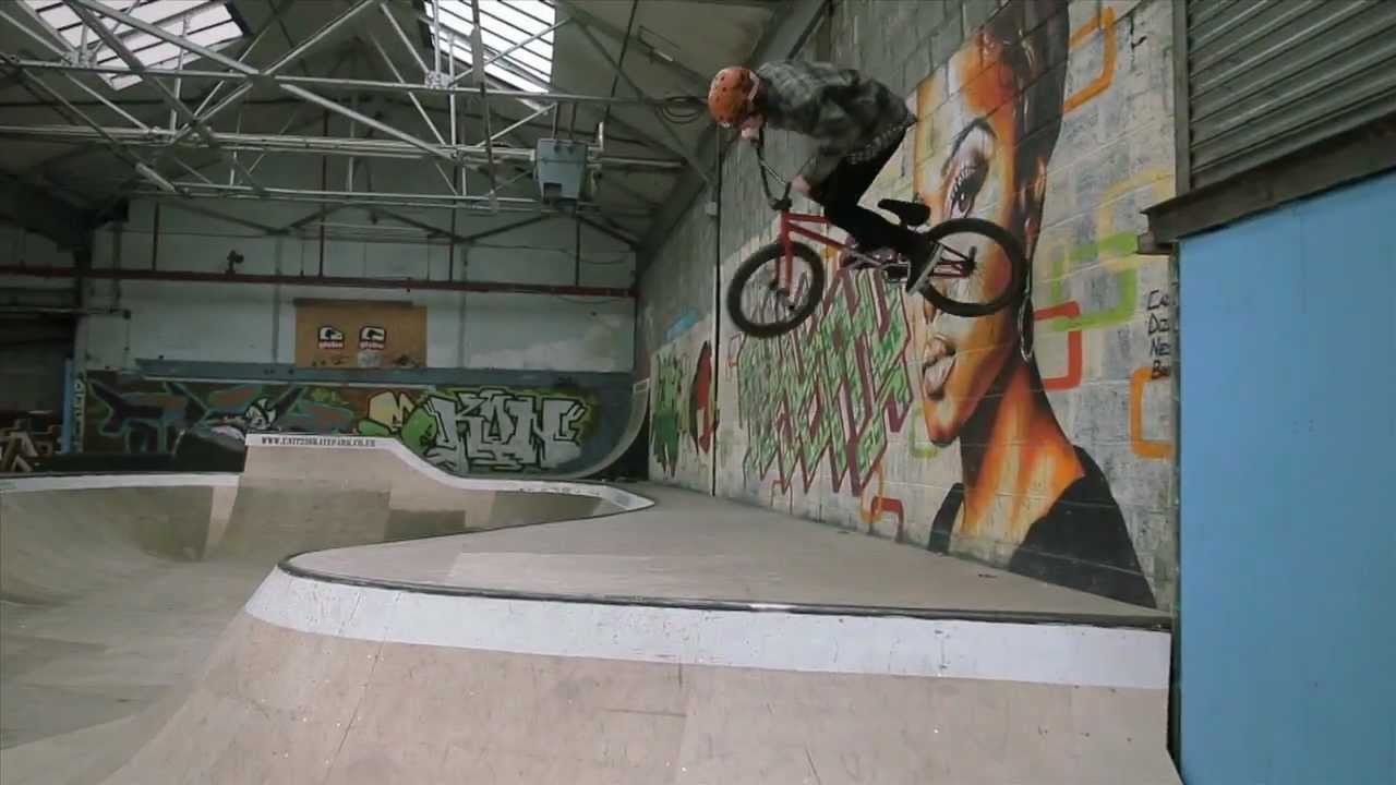 DIGBMX.com Exclusive. Kriss Kyle & Hall 2.