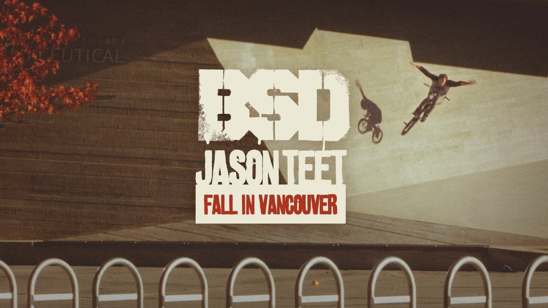 Jason Teet - Fall in Vancouver