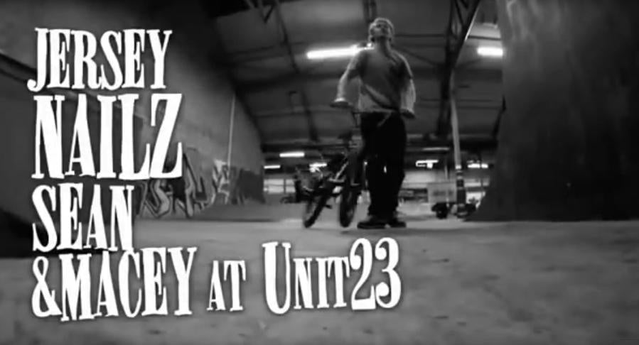 BSD | DIGBMX.com Exclusive - Jersey, Nailz, Sean & Macey at Unit23
