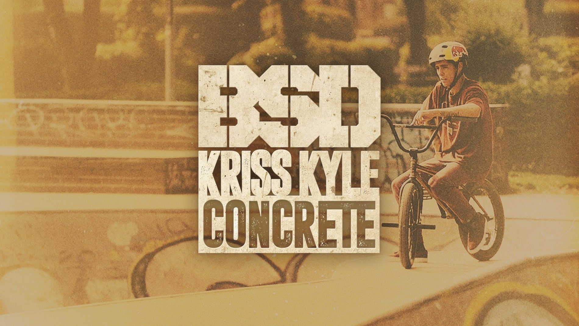 Kriss Kyle - Concrete