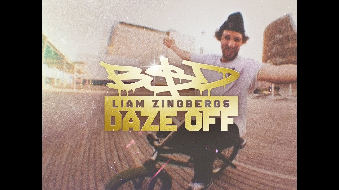 LIAM ZINGBERGS 'DAZE OFF' VIDEO