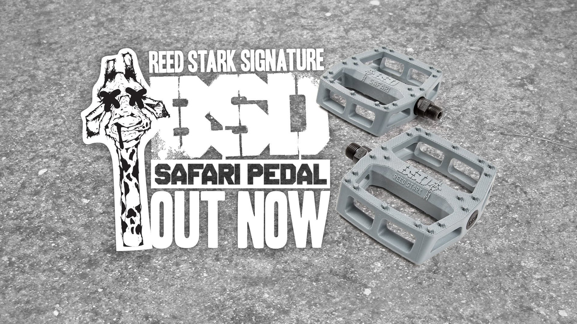 Reed Stark Safari Pedal