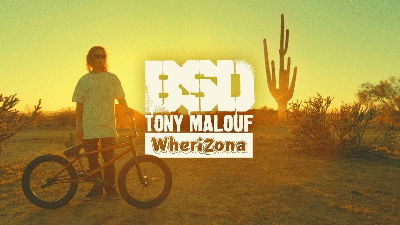 Tony Malouf - WheriZona