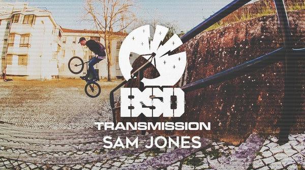 Sam Jones TRANSMISSION DVD Part