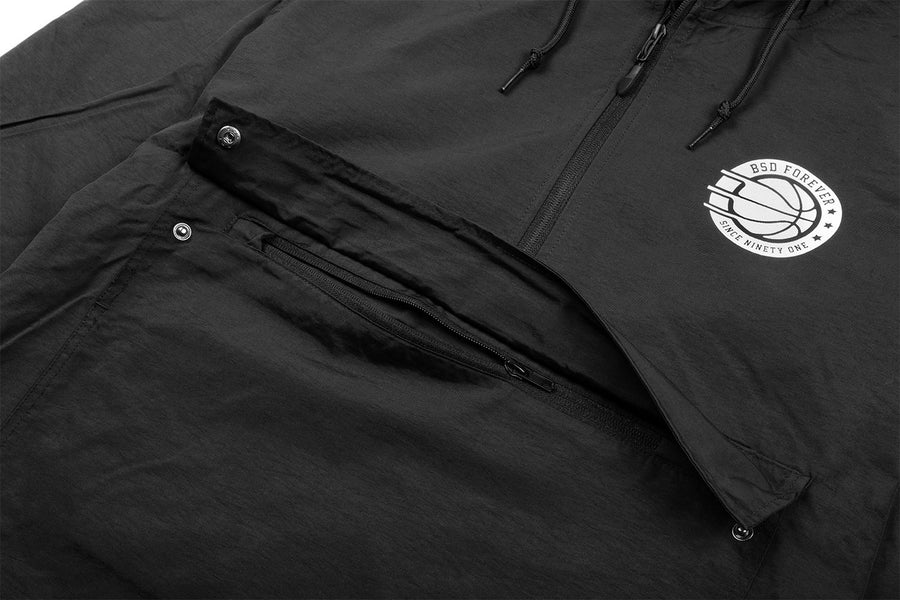 Athletic Anorak Jacket