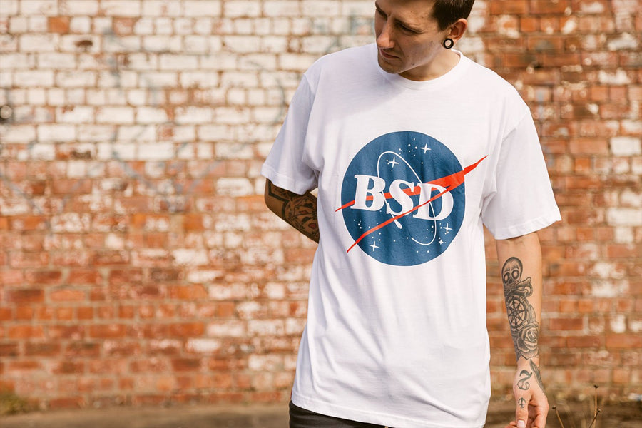 SPACE AGENCY TSHIRT