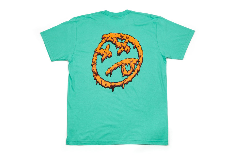 MELTING ACID FACE T-SHIRT