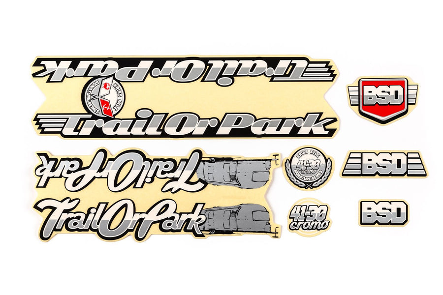TrailorPark Frame Sticker Pack