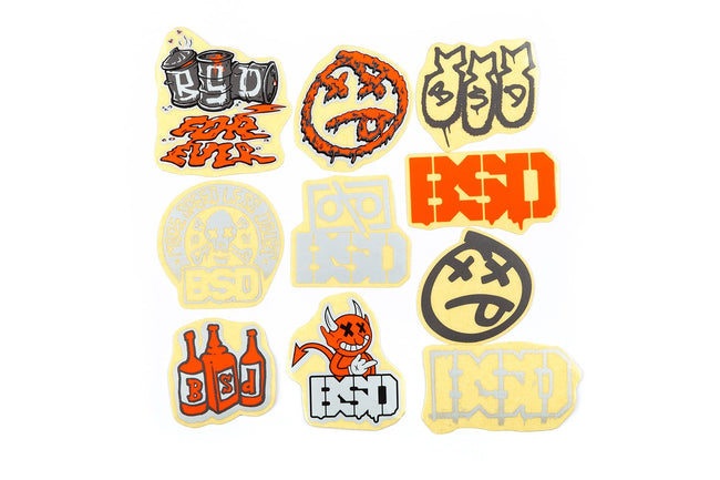 BSD sticker packs