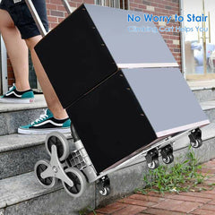 CarryAll™ Foldable Climbing Stair Cart