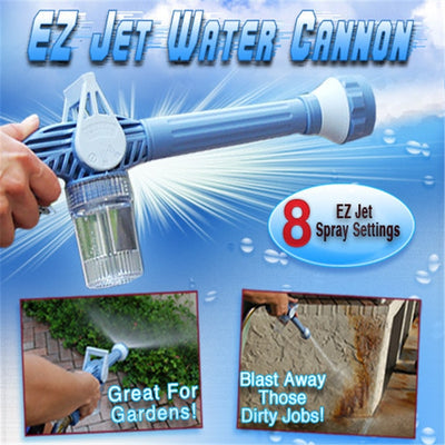 8-in-1 WaterJet™️ Spray Gun
