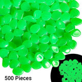 Glow-in-the-Dark Garden Pebbles