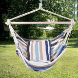 Outdoor Porch Yard Deluxe Hammock Rope Chair