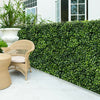 "12 Pcs 20"" x 20"" Artificial Plant Wall Panel Hedge Privacy Fence"