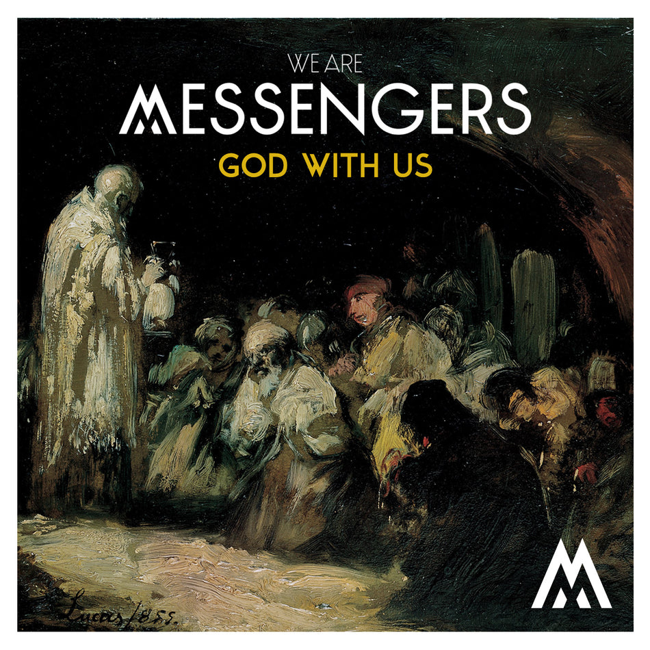 We Are Messengers - God With Us Album Cover