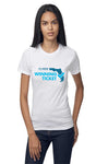 Florida Democrats Winning Ticket Unisex T-Shirt in White