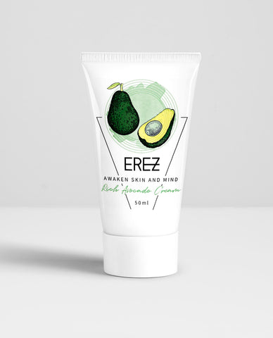 Rich Avocado Cream by ERZ Organic