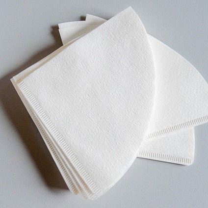 HARIO V60 WHITE PAPER FILTERS (01, 1-2 CUPS) - 100 SHEETS