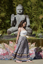 Load image into Gallery viewer, Moonshadow Maxi Skirt