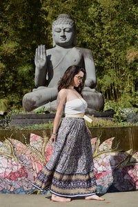 Moonshadow Maxi Skirt