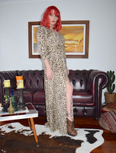 Load image into Gallery viewer, Cheetah Gown