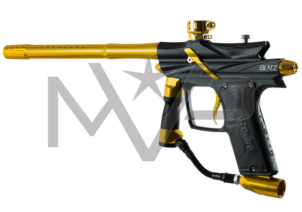 Azodin Blitz 3 Paintball Gun -  Black Gold