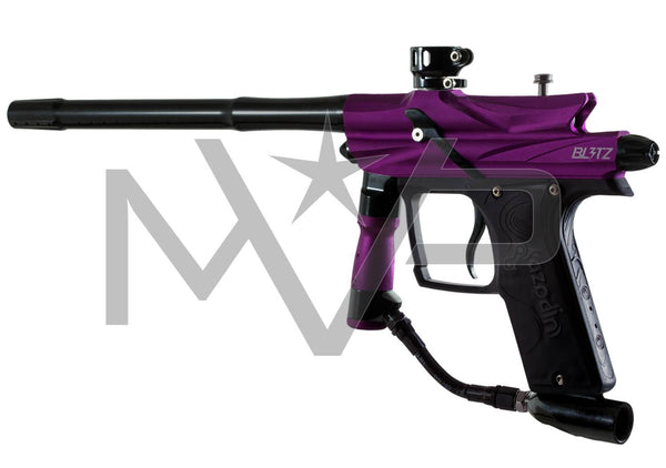 Azodin Blitz 3 Paintball Gun - Purple Black
