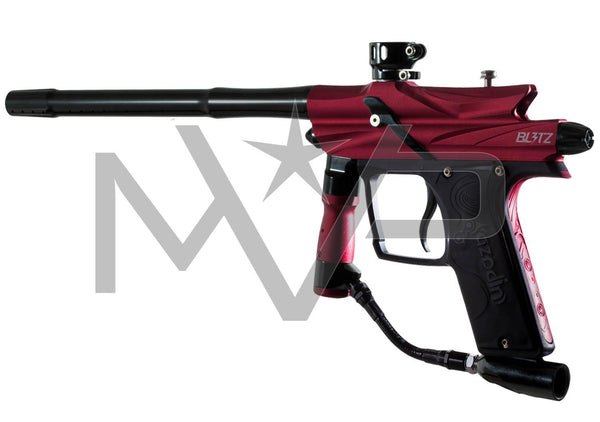 Azodin Blitz 3 Paintball Gun - Red