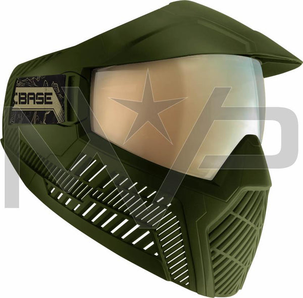BASE Thermal Paintball Mask - Master Chief