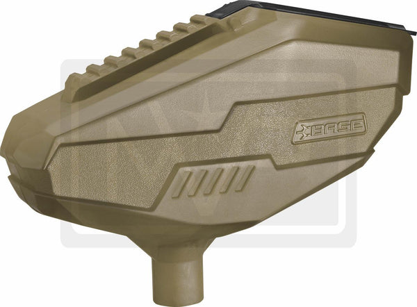 Base Paintball Loader - FDE