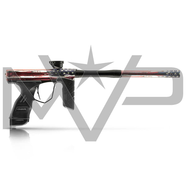DYE DSR Paintball Gun - Stars and Stripes