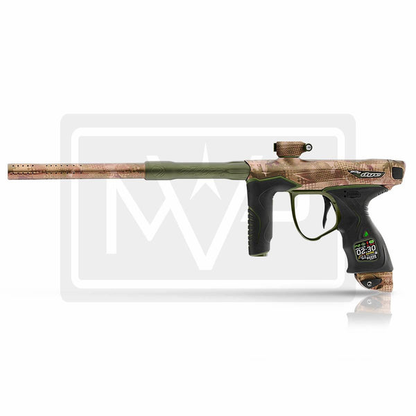 DYE M3s Paintball Gun - DYE Cam