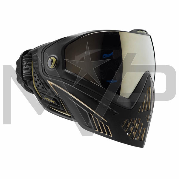 DYE i5 Paintball Mask - Black/Gold