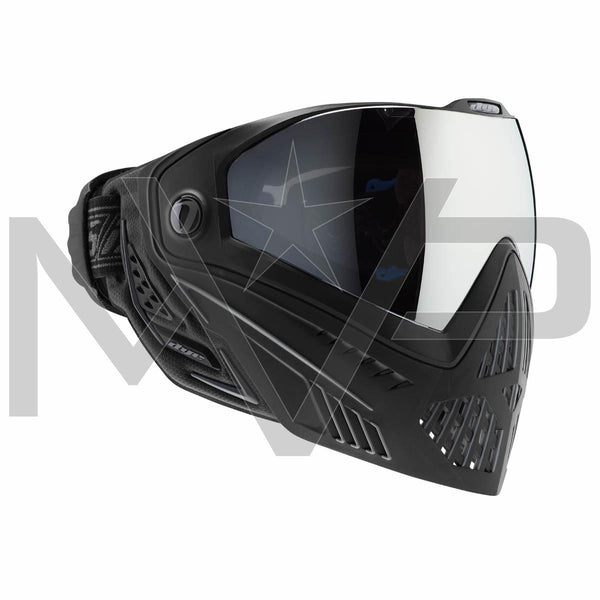 DYE i5 Paintball Mask - Black/Grey