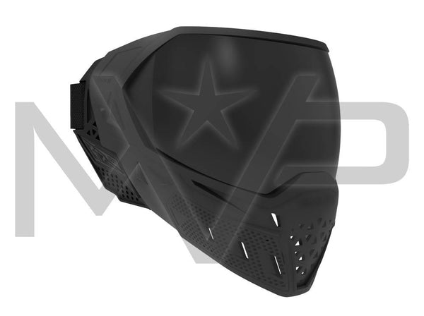 Empire EVS Thermal Paintball Mask - Black w/ Black