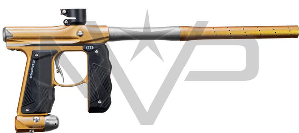 Empire Mini GS Paintball Gun - Gold w/ Silver