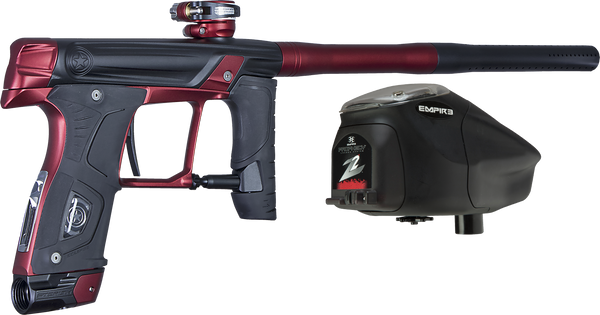 GI Sportz Sealth Paintball Gun - Black w/ Red