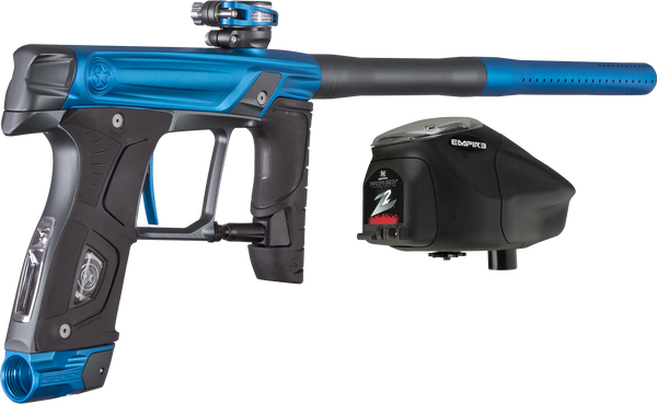 GI Sportz Sealth Paintball Gun - Electric Blue w/ Grey
