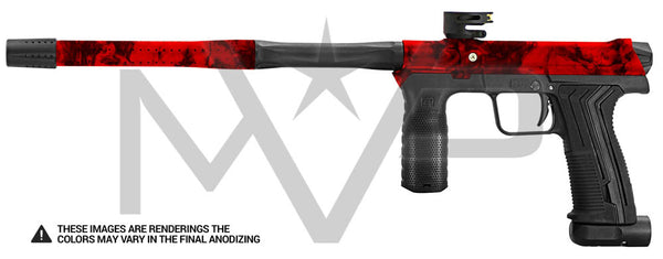 Inception Designs Emek Body Kit - Acid Wash Matte Red (Toxic Red)
