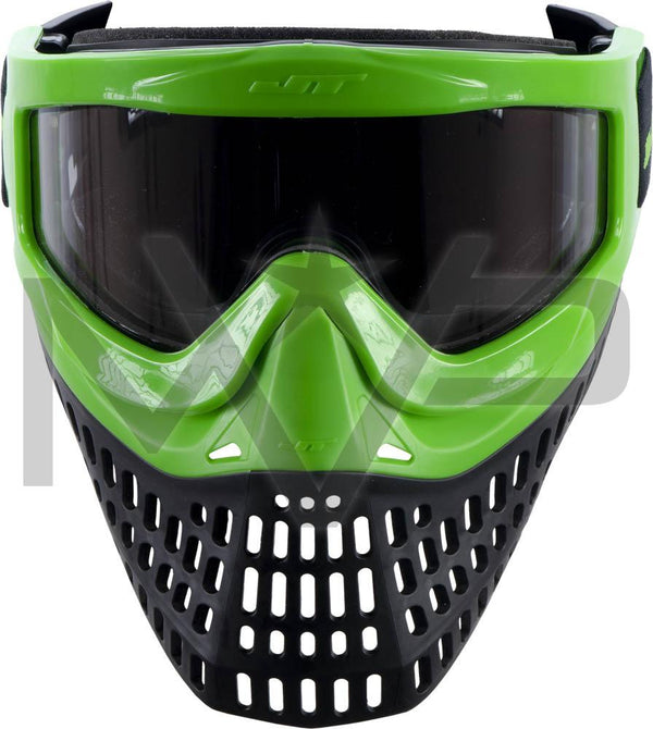 JT ProFlex Thermal Paintball Mask ProFlex X-  Olive