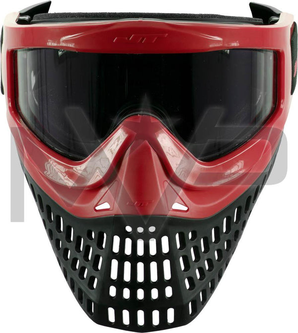 JT ProFlex Thermal Paintball Mask ProFlex X-  Red